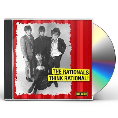 Rationals THINK RATIONAL CD