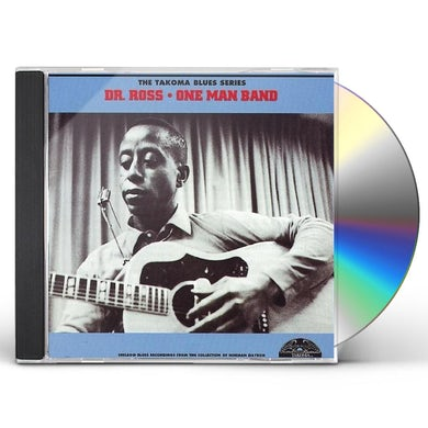 Dr Ross ONE MAN BAND CD