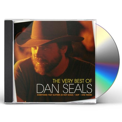VERY BEST OF DAN SEALS CD