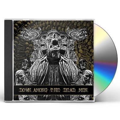 DOWN AMONG THE DEAD MEN CD