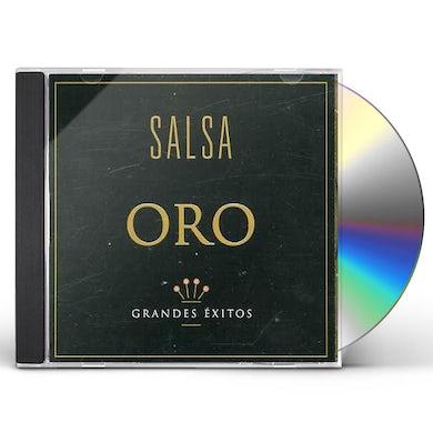 Salsa ORO-GRANDES EXITOS CD