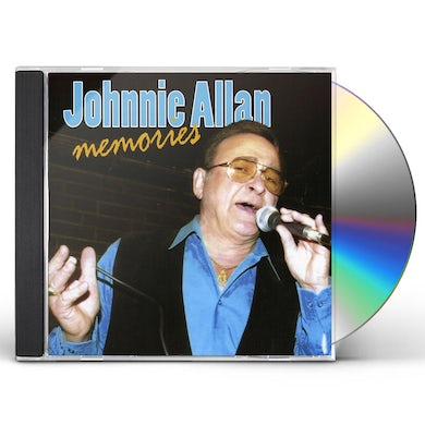 Johnnie Allan MEMORIES CD