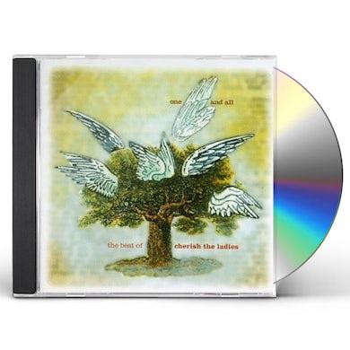 Cherish the Ladies ONE & ALL - BEST OF CD