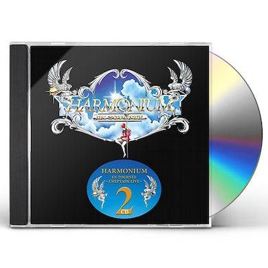 Harmonium EN TOURNEE CD