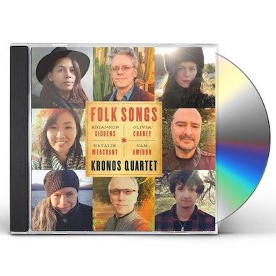 Kronos Quartet FOLK SONGS CD