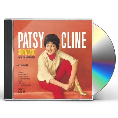 Patsy Cline SHOWCASE CD
