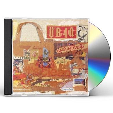 Ub40 BAGGARIDDIM CD