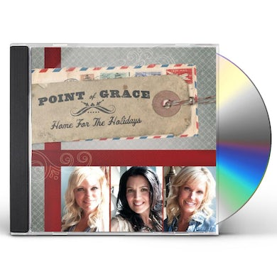 Point Of Grace HOME FOR THE HOLIDAYS CD