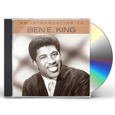 Ben E. King Introduction To CD