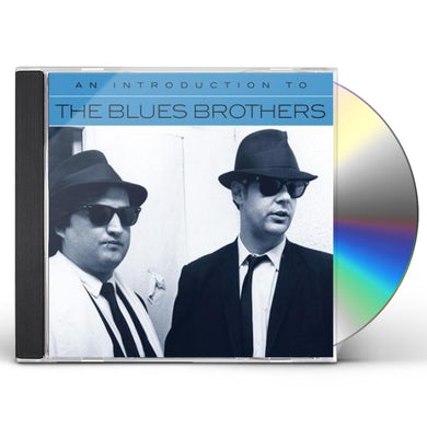 The Blues Brothers Introduction To CD