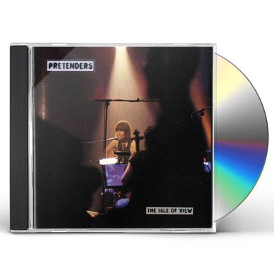 The Pretenders ISLE OF VIEW CD