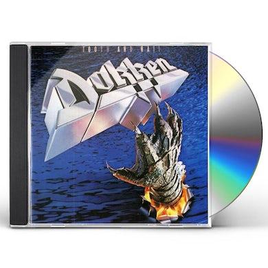 Dokken TOOTH & NAIL CD