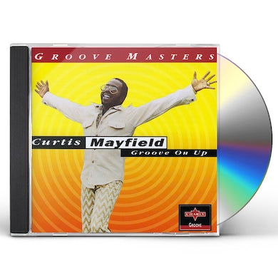 Curtis Mayfield GROOVE ON UP CD