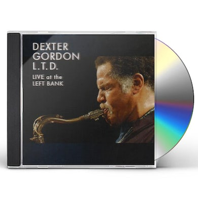 Dexter Gordon L.T.D. LIVE AT THE LEFT BANK CD