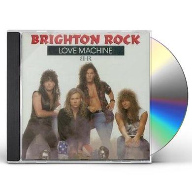 Brighton Rock LOVE MACHINE CD