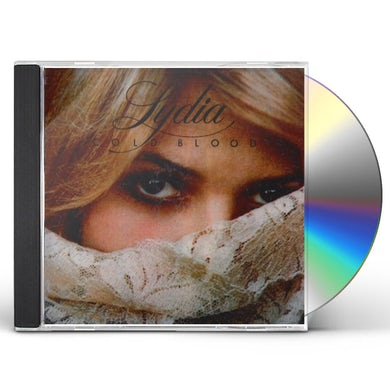 Cold Blood LYDIA CD