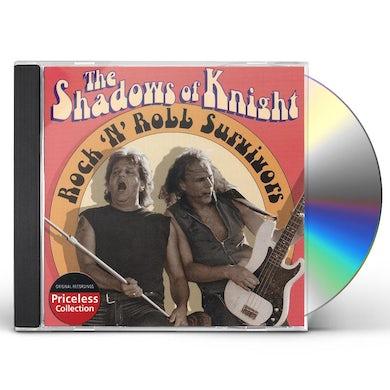The Shadows Of Knight ROCK N ROLL SURVIVORS CD