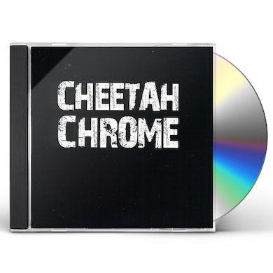 Cheetah Chrome SOLO CD