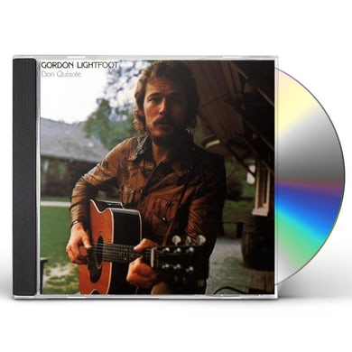 Gordon Lightfoot DON QUIXOTE CD