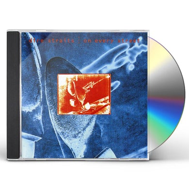 Dire Straits ON EVERY STREET CD