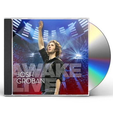 Josh Groban AWAKE LIVE CD