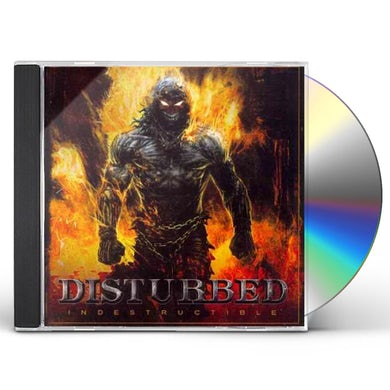 Disturbed INDESTRUCTIBLE CD