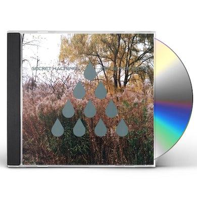 Secret Machines TEN SILVER DROPS CD