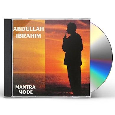 Abdullah Ibrahim MANTRA MODE CD