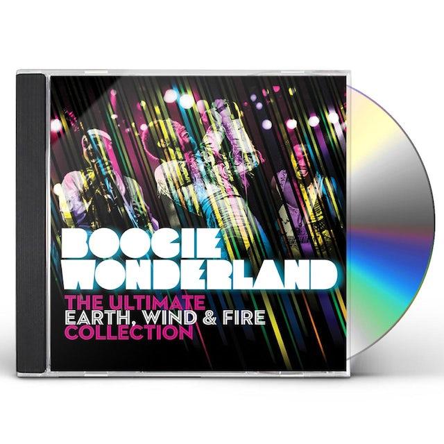 Earth, Wind & Fire BOOGIE WONDERLAND CD