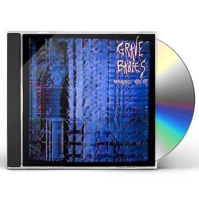 Grave Babies HOLOGRAPHIC VIOLENCE CD