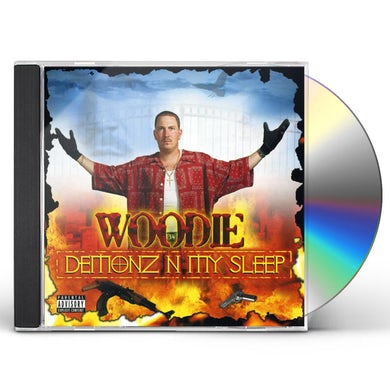 Woodie DEMONZ IN MY SLEEP CD