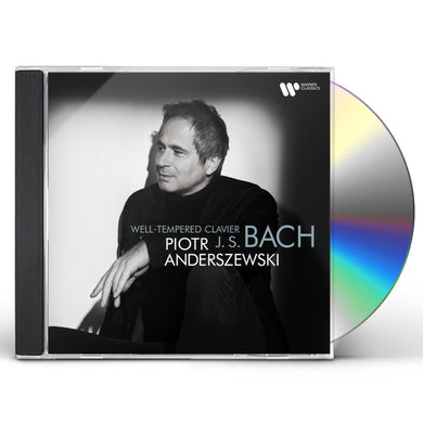 J.S. BACH: WELL-TEMPERED CLAVIER CD