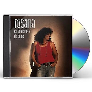 Rosana EN LA MEMORIA DE LA PIEL CD