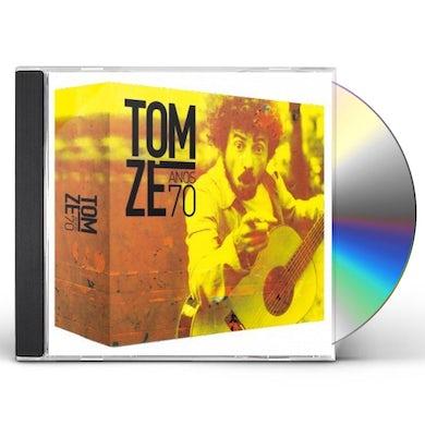 Tom Ze ANOS 70 CD