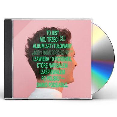 Dawid Podsiadlo MALOMIASTECZKOWY CD