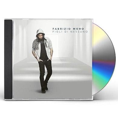 Fabrizio Moro FIGLI DI NESSUNO CD