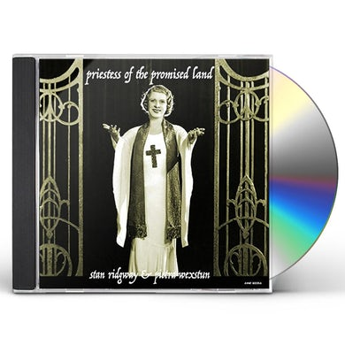Stan Ridgway PRIESTESS OF THE PROMISED LAND CD