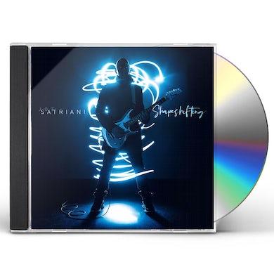 Joe Satriani SHAPESHIFTING CD