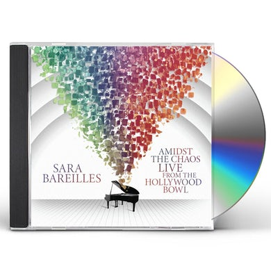 Sara Bareilles Amidst the Chaos: Live from the Hollywood Bowl (2 Discs) CD