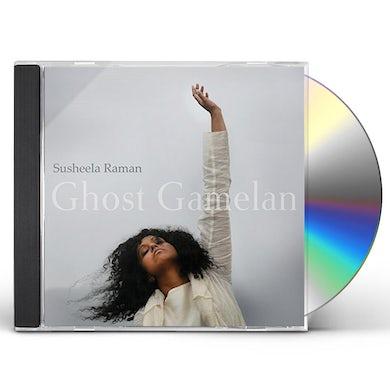 Susheela Raman GHOST GAMELAN CD