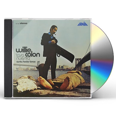 Willie Colon COSA NUESTRA CD