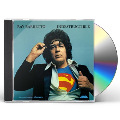 Ray Barretto INDESTRUCTIBLE CD