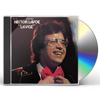 Hector Lavoe LA VOZ CD