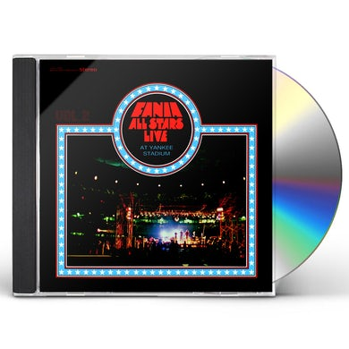 LIVE AT YANKEE STADIUM: VOL 2 CD
