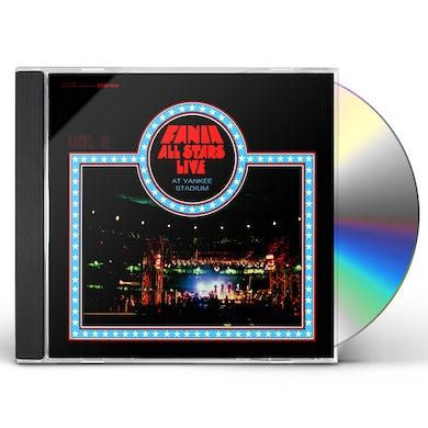 Fania All Stars LIVE AT YANKEE STADIUM: VOL 2 CD