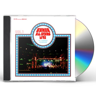 Fania All Stars LIVE AT YANKEE STADIUM: VOL 1 CD
