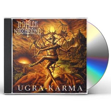 Impaled Nazarene UGRA KARMA CD