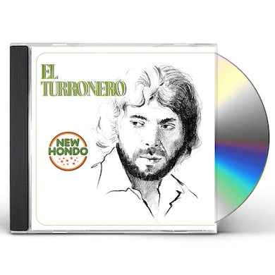 El Turronero NEW HONDO CD