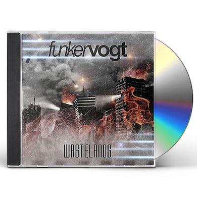 WASTELANDS CD