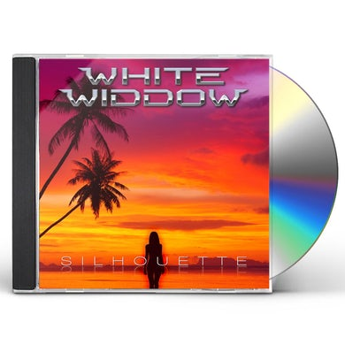 White Widdow SILHOUETTE CD